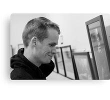 Nathan at SITHOM Metal Print