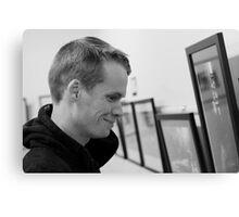 Nathan at SITHOM Canvas Print