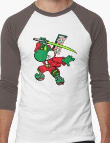 YOSHI-MITSU! Men's Baseball ¾ T-Shirt