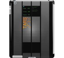 TARS Small Version iPad Case/Skin