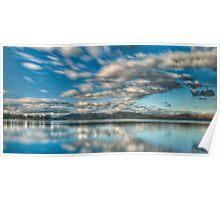 Lake Hume Poster