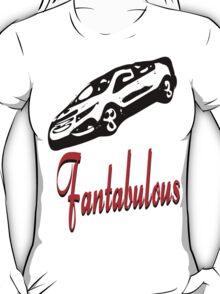 ۞»♥Fantabulous Vintage Sport Car Clothing & Stickers♥«۞  T-Shirt
