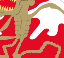 Zombie Foetus Sticker