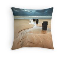 Reach for the Sea Throw Pillow