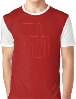 Double D Graphic T-Shirt