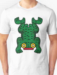 Aztec Frog Unisex T-Shirt