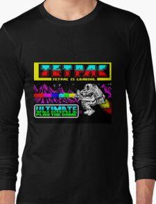 Jet pac  Long Sleeve T-Shirt