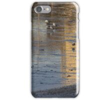 Low Tide Reflections iPhone Case/Skin