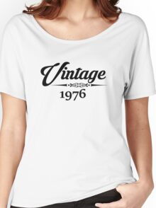 Vintage 1976 Women's Relaxed Fit T-Shirt