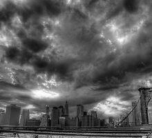 Brooklyn Bridge by luciaferrer