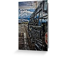 Whistle Stop Greeting Card