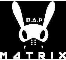 BAP MATOKI MATRIX Photographic Print
