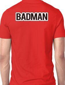 BADMAN  shirt - Dragonball Z - Vegeta cosplay Unisex T-Shirt