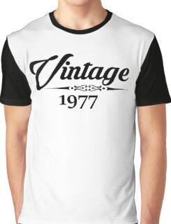Vintage 1977 Graphic T-Shirt