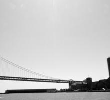 San Francisco Landscape Sticker