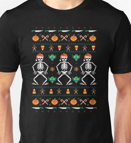 Trick or Christmas Unisex T-Shirt