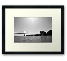 San Francisco Landscape Framed Print