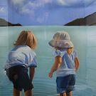 Where did it go? by Debra Freeman