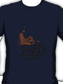wake cup T-Shirt