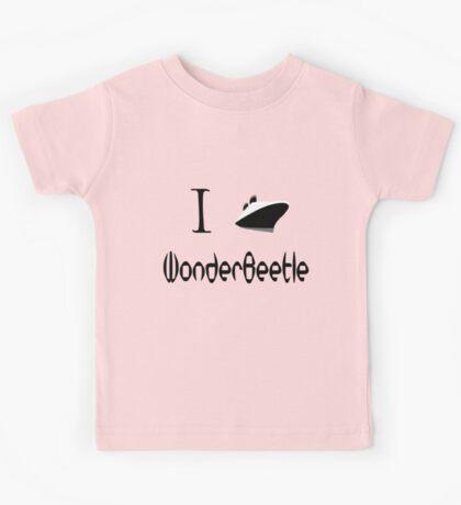 I Ship WonderBeetle! Kids Tee