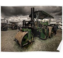 Steam Roller at the GDSF Poster