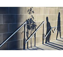 shadows that pass in sunlight Photographic Print