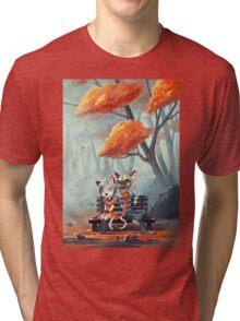 Date Tri-blend T-Shirt