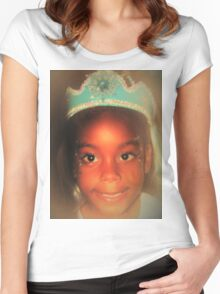 Future queen Women's Fitted Scoop T-Shirt