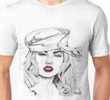 Sailor Girl 2 Unisex T-Shirt