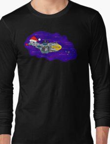 Stowaway Doctor Long Sleeve T-Shirt