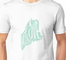 I Love Maine Unisex T-Shirt