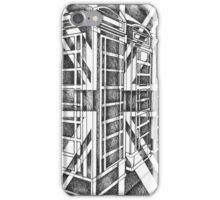Black and White icon. iPhone Case/Skin