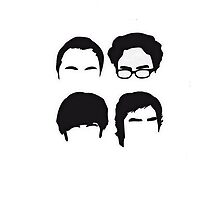 The Big Bang Theory  by Swenschi