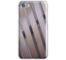 seat iPhone Case/Skin