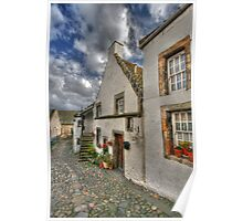 CULROSS AND COBBLES Poster