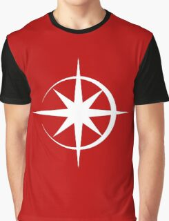 Sign of the Star Brand Graphic T-Shirt
