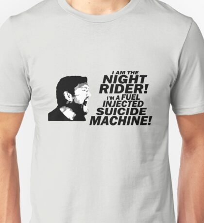 Max Mad - Suicide Machine Unisex T-Shirt