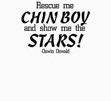 Rescue Me, Chin Boy... Men's Baseball ¾ T-Shirt