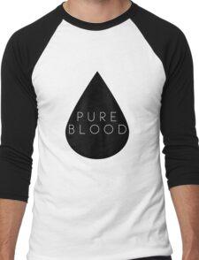 Pure Blood Men's Baseball ¾ T-Shirt