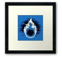 Dino Strangelove Framed Print