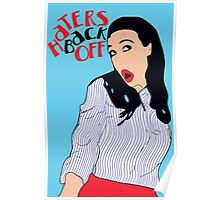 Haters Back Off Poster