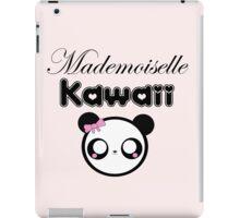 mademoiselle kawaii iPad Case/Skin