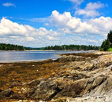 Isleboro, Maine by fauselr
