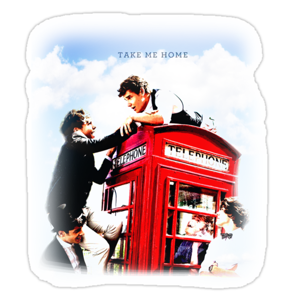 Take Me Home - One Direction by aamazed