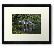 Kylemore Abbey  Framed Print