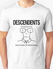 The Descendents Milo Goes to Preschool & Mug Design T-Shirt