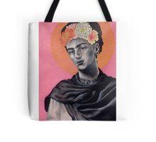 Queen Frida Tote Bag