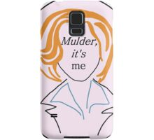 Mulder It's Me (v. 2) Samsung Galaxy Case/Skin