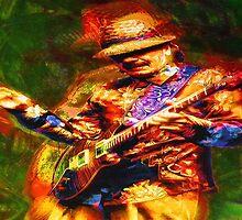 Santana's Shockwave Changes by David Rozansky