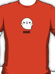 Halloween Adorable Kawaii Ghosts  T-Shirt